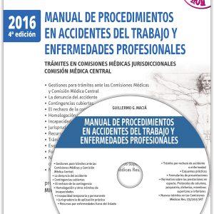 Manual de procedimientos en accidentes del trabajo y enfermedades profesionales