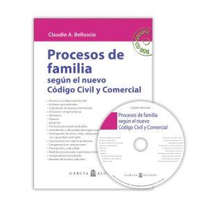Procesos Familia según el nuevo Código Civil y Comercial