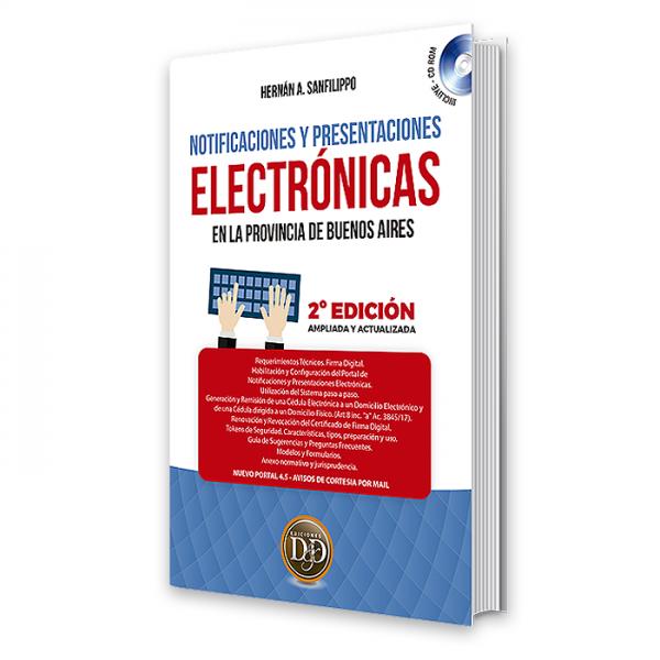Notificaciones y Presentaciones Electrónicas