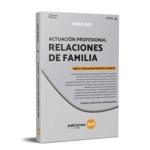Actuación Profesional Relaciones de Familia - Víctor de Santo tomo 2