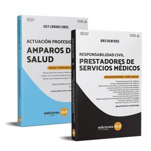 Pack amparos de salud y prestadores servicios médicos