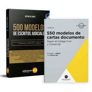 Pack Modelos para Estudios Jurídicos