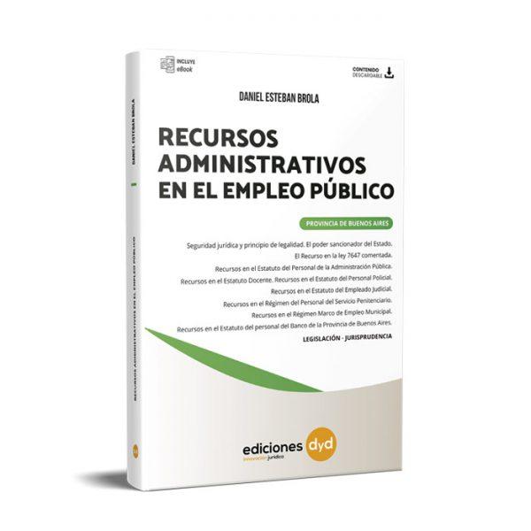 Recursos Administrativos En El Empleo Público