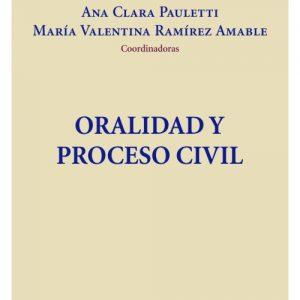 Oralidad y Proceso Civil