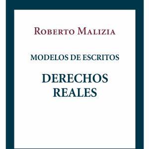 Modelos de Escritos. Derechos Reales