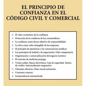 El Principio de Confianza en el Código Civil y Comercial