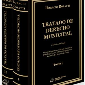 Tratado de Derecho Municipal