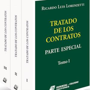 Tratado de los Contratos Parte Especial. 3ra edición ampliada y actualizada