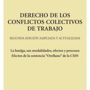 Derecho de los Conflictos Colectivos de Trabajo